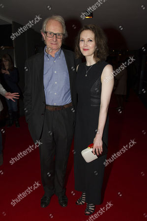 'Jimmy's Hall' Uk Premiere at the Bfi Southbank Ken Loach and Simone Kirby