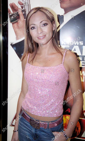 'Johnny English' World Charity Premiere in Aid of the Nspcc at the Empire Leicester Square and Afterparty at the Law Courts the Strand Tania Zaetta