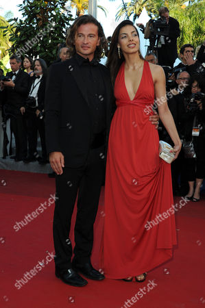 'Killing Them Softly' Red Carpet at Palais Des Festivals During the 65th Cannes Film Festival Manuele Malenotti