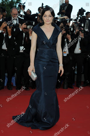 'Killing Them Softly' Red Carpet at Palais Des Festivals During the 65th Cannes Film Festival Laura Michelle Kelly