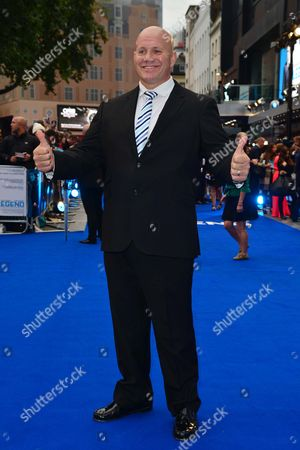 'Legend World Premiere' at the Odeon Leicester Square Adam Fogerty