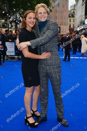 'Legend World Premiere' at the Odeon Leicester Square Charley Palmer Rothwell