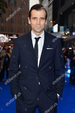 'Legend World Premiere' at the Odeon Leicester Square Mel Raido