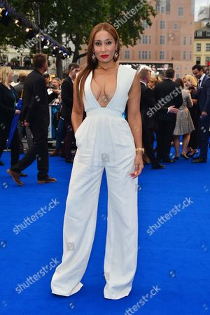 'Legend World Premiere' at the Odeon Leicester Square Sofia Hayat