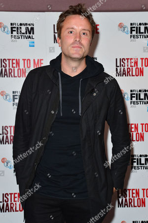 'Listen to Me Marlon' Official Screening at the Curzon Mayfair During the Bfi London Film Festival Director Stevan Riley
