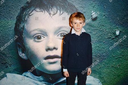 Stock Image of 'Little Eyolf' Press Night at the Almeida Theatre Tom Hibberd
