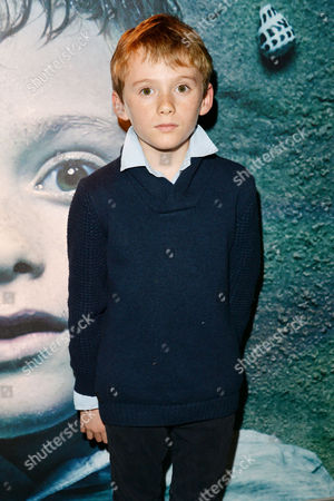Stock Photo of 'Little Eyolf' Press Night at the Almeida Theatre Tom Hibberd
