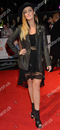 'Love Rosie' World Premiere at the Odeon West End Leicester Square London Francesca Newman-young