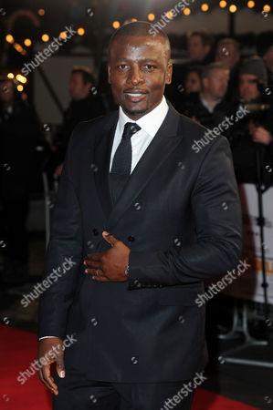 'Mandela - Long Walk to Freedom' Inside Arrivals Royal Film Premiere Tony Kgoroge