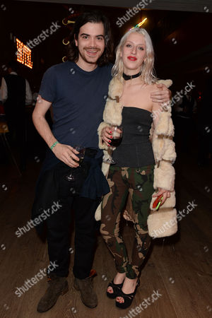 'Making Waves' Screening at the Hamyard Hotel During the Bfi London Film Festival 2014 Ben Kustow and Harriet Verney