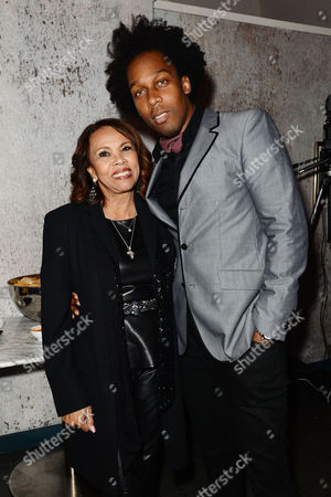 'Memphis' Press Night Afterparty at Floridita Wardour Street Lemar and Candi Staton