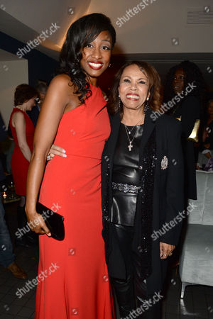 'Memphis' Press Night Afterparty at Floridita Wardour Street Beverley Knight and Candi Staton