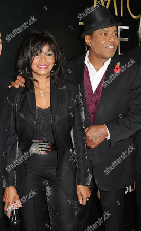 'Michael Jackson Life of an Icon' at the Empire Leicester Square Rebbie Jackson and Tito Jackson