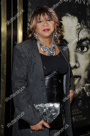 'Michael Jackson Life of an Icon' at the Empire Leicester Square Deniece Williams