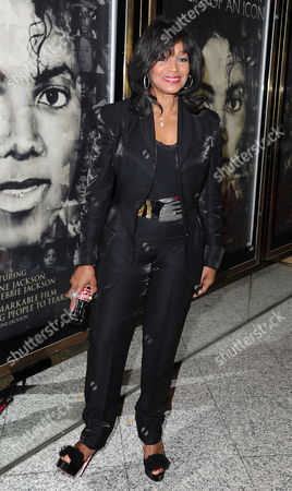 'Michael Jackson Life of an Icon' at the Empire Leicester Square Rebbie Jackson
