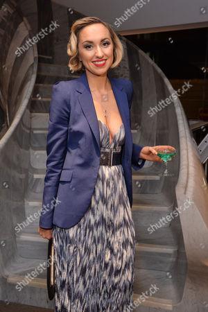 'Miss Atomic Bomb' Press Night at St James Theatre Kerry Howard