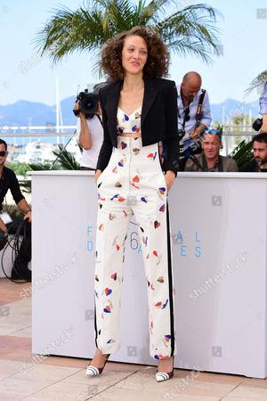 'Mon Roi' Photocall at the Palais Des Festivals During the 68th Cannes Film Festival Chrystele Saint Louis Augustin