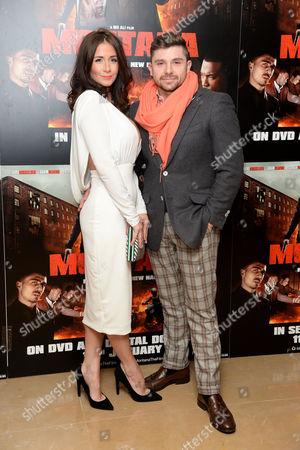 'Montana' Gala Screening at the Mayfair Hotel Jay Brown