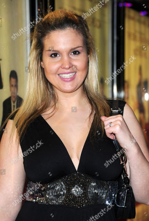 Stock Image of 'Morning Glory' Uk Premiere at the Empire Leicester Square Michelle Bass