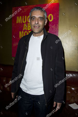 'Much Ado About Nothing' Royal Shakespeare Company Press Night Afterparty at Grace Great Windmill Street Paul Bhattacharjee