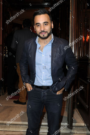 'Much Ado About Nothing' Royal Shakespeare Company Press Night Arrivals at the Noel Coward Theatre St Martins Lane Ameet Chana