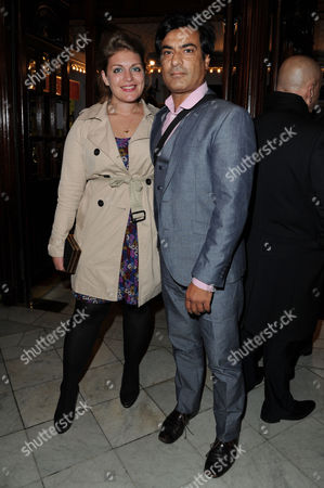 'Much Ado About Nothing' Royal Shakespeare Company Press Night Arrivals at the Noel Coward Theatre St Martins Lane Deepak Verma