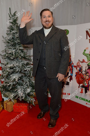 'Nativity 3' Uk Premiere at the Vue Leicester Square Marc Wootton