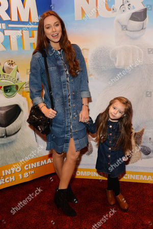 Editorial photo of 'Norm of the North' Vip Screening - 28 Feb 2016