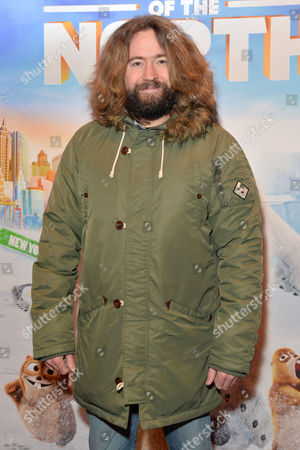 'Norm of the North' (out March18th 2016) Vip Screening at the Empire Leicester Square Justin Lee Collins