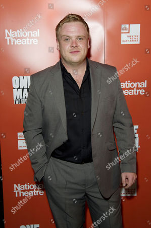 'One Man Two Guvnors' Cast Change Press Night After Party at Mintleaf Owain Arthur
