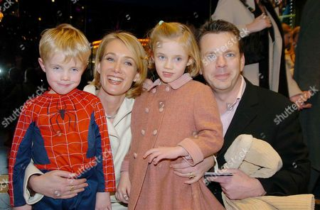 Editorial image of 'Peter Pan' Uk Premiere at the Empire Leicester Square and Afterparty in A Marquee On Embankment - 09 Dec 2003