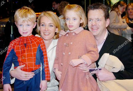 Editorial picture of 'Peter Pan' Uk Premiere at the Empire Leicester Square and Afterparty in A Marquee On Embankment - 09 Dec 2003