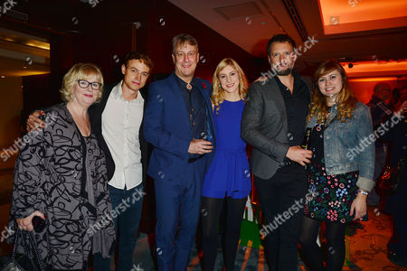 Editorial image of 'Pig Farm' Press Night Afterparty - 28 Oct 2015