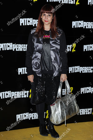 'Pitch Perfect 2' Screening at the Mayfair Hotel Rebekah Roy
