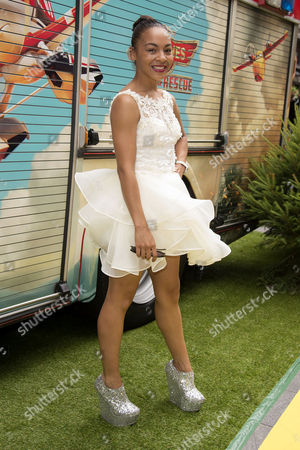 Gala Screening of 'Planes 2: Fire & Rescue' at the Odeon Leicester Square Jade Ellis