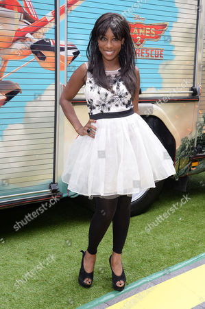 Gala Screening of 'Planes 2: Fire & Rescue' at the Odeon Leicester Square Kemi Majeks