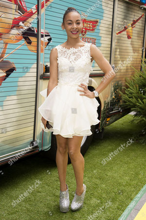 Stock Picture of Gala Screening of 'Planes 2: Fire & Rescue' at the Odeon Leicester Square Jade Ellis