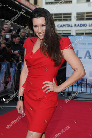 'Plastic' Premiere at the Odeon Westend Kate Magowan