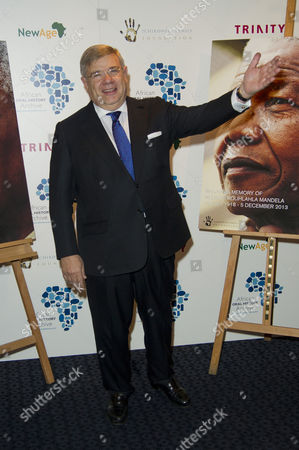 'Plot For Peace' Screening at the Curzon Mayfair Jean-yves Ollivier
