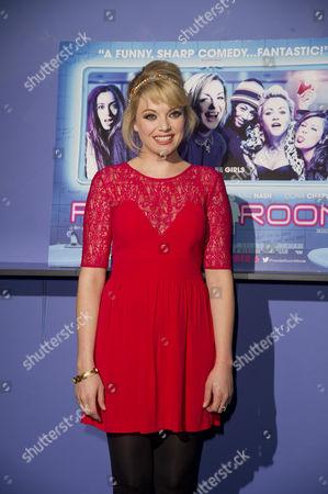 'Powder Room' Premiere at the Cineworld Haymarket Antonia Bernath