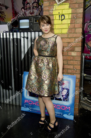 'Powder Room' Premiere Afterparty at Ink London Supported by Crystal Head Vodka Sarah Hoare