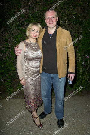 'Pride and Prejudice' Press Night at the Open Theatre Regents Park Afterparty - Rebecca Lacey and Timothy Walker (mr and Mrs Bennet)