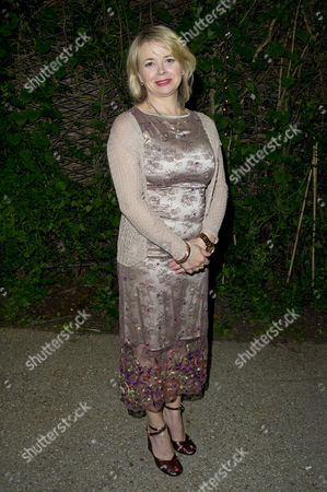 'Pride and Prejudice' Press Night at the Open Theatre Regents Park Afterparty - Rebecca Lacey ( Mrs Bennet)