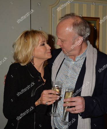 'Relatively Speaking' Press Night at Wyndham's Theatre Charing Cross Road Felicity Kendal and Jonathan Coy
