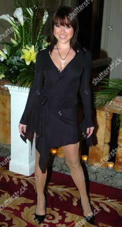 'Renaissance Feet' Club Dinner and Fashion Show at the Mandarin Oriental Hotel in Aid Great Ormond Street Hospital Lisa Scott Lee
