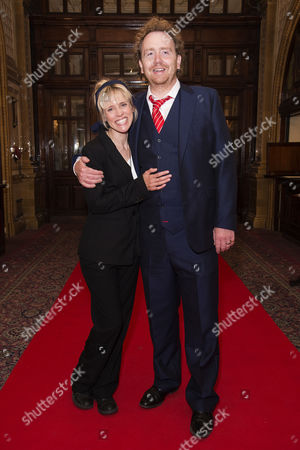 'Richard Iii' First Night Afterparty at the Horseguards Hotel Whitehall Beth Cordingly with Her Husband Producer Adam Speers
