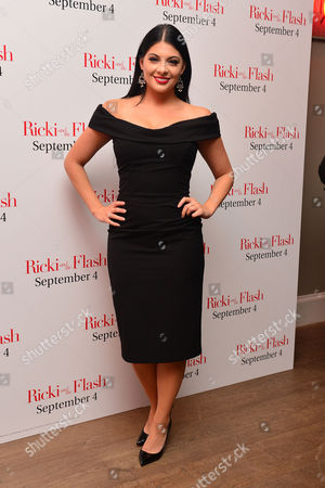 'Ricki and the Flash' Screening at the Ham Yard Hotel Lucy Kay