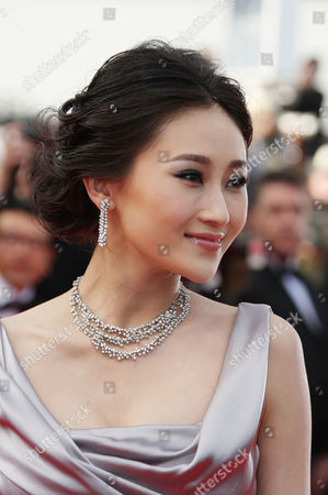 'Robin Hood' Red Carpet Arrivals During the 63rd Cannes Film Festival at the Festival De Palais Lin Peng