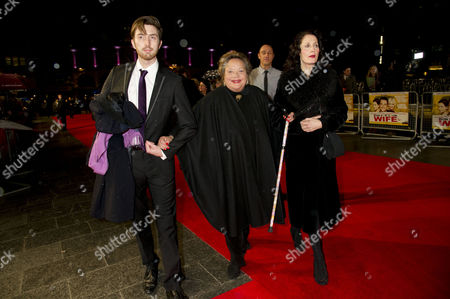 'Run For Your Wife' World Premiere at the Odeon Leicester Square Sylvia Syms