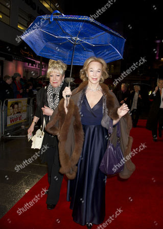 'Run For Your Wife' World Premiere at the Odeon Leicester Square Shirley Anne-field